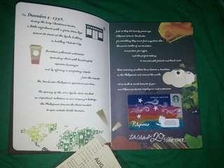 Starbucks Planner 2017 and 2018