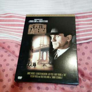 Once Upon a Time in America DVD (Code 3)