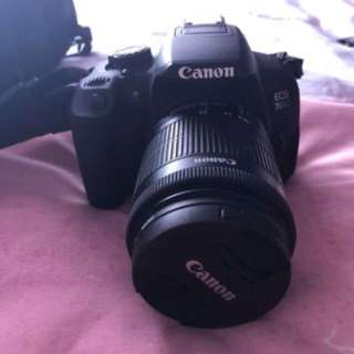 700D Canon camera - never been used.