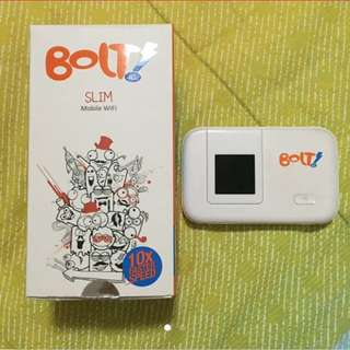 Bolt 4G Slim Wifi Original Lock