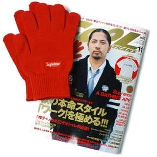 2008年 Supreme Box 手套