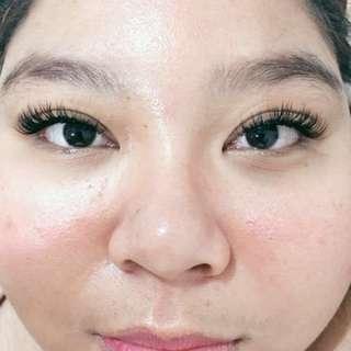 Korean Eyelash Extention