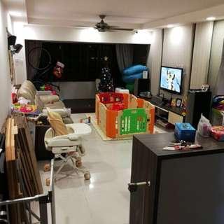 5-room Blk 37 Marsiling Drive