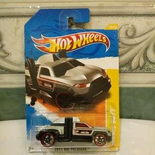 Hot Wheels Diesel Duty