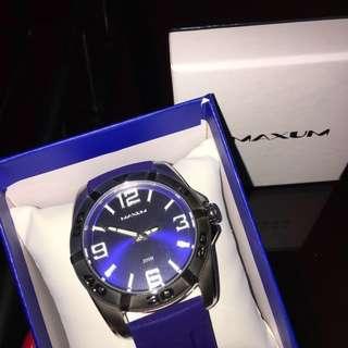 Maxum Unisex Watch