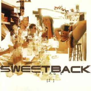 Sweetback - Stage 2 CD R&B Chill out