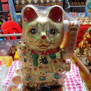 Lucky cat m size