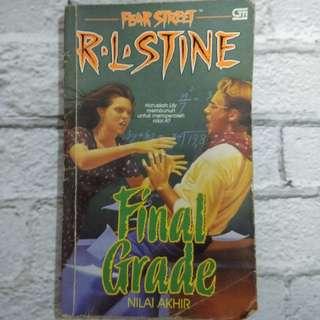Final Grade RL Stine