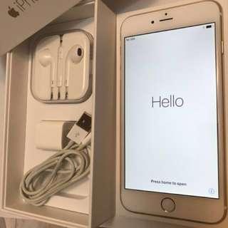 Apple iPhone 6 Plus 64GB 香檳金