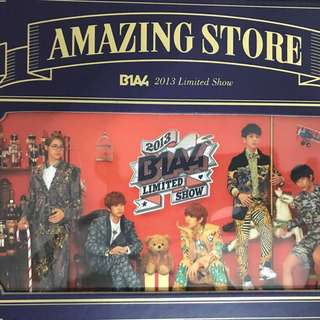 B1A4 - AMAZING STORE Concert