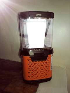 saltwater lamp