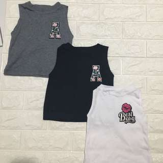 bnew top for 1-2 y.o.