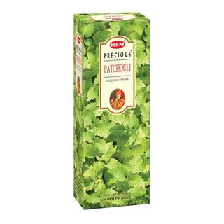 廣藿香 Patchouli Fragrance Natural Incense 20 Sticks