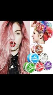 Coloring pomade