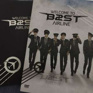 Welcome to beast airline DVD (highlight)