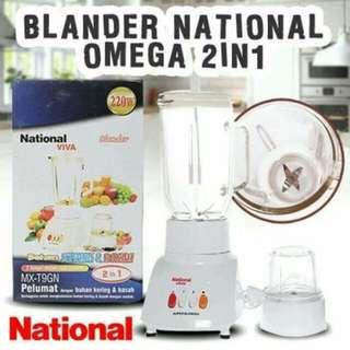 Blender national