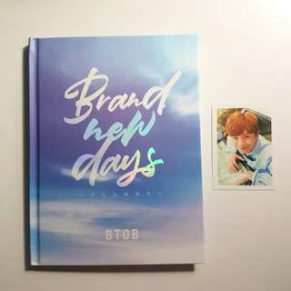 BTOB Brand New Days Limited Edition