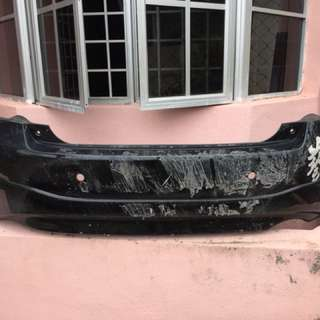 Honda City Rear Bumper