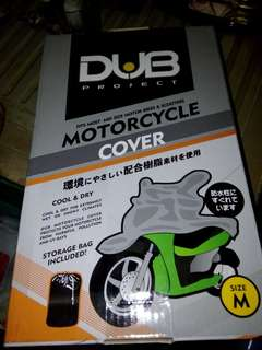Dub Motor cover