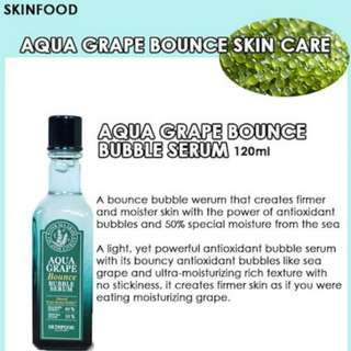 Skinfood Aqua Grape Bubble Serum (120ml)