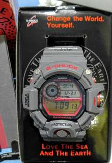 Casio G-Shock Rangeman GW-9400KJ-8JR (99%NEW)