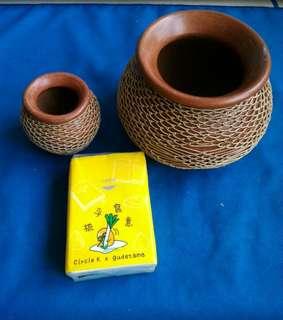 陶瓷器(紙巾作比例)九成新