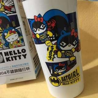 🚚 全新Hello Kitty不鏽鋼隨行杯