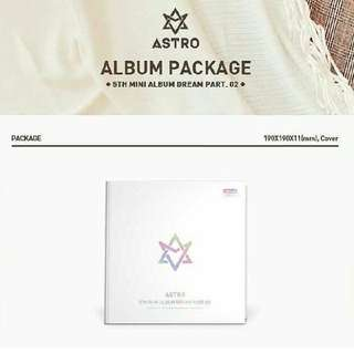 ASTRO - DREAM PART 02 LIMITED EDITION