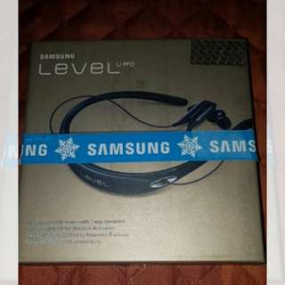 STILL AVAILABLE!! Original Samsung Level U Pro Headset!! FROM 2,800 TO 2,300 pesos only!!