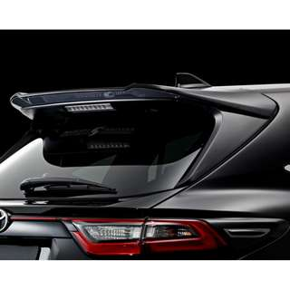 ★ Toyota Harrier Turbo 60 Roof Spoiler ★