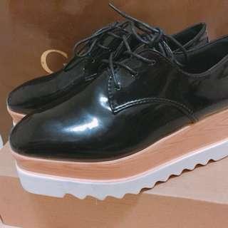 韓版新款厚底鞋