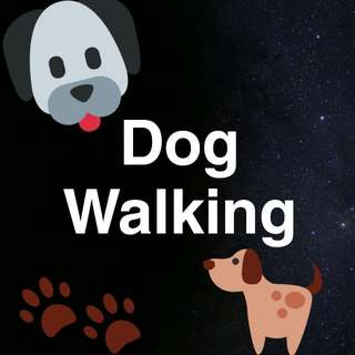 Dog Walking and Pet Sitting