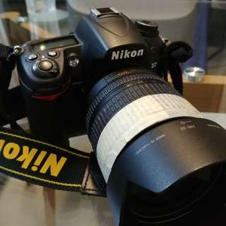 Nikon D7000 (Price Negotiable)