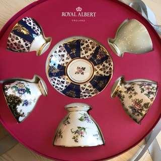 Wedgwood England Antique Tea Set 英國名牌經典茶杯碟套裝