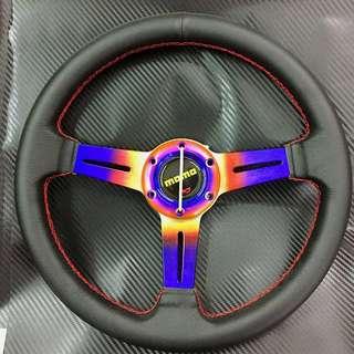 Momo Steering Titanium