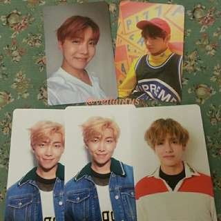 (WTT) BTS Official Photocard Love Yourself: Her