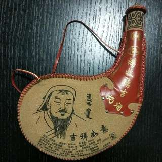 Kumis Drink (Mare's Milk) from Inner Mongolia