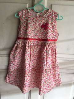 Hand-Made GIRL DRESS - LIMITED EDITION