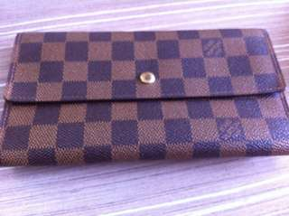 💯Authentic LV Wallet