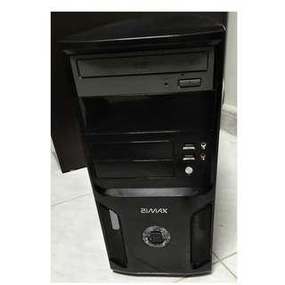 (天水圍)AMD Phenom II X2 550/2GB DDR3/M-atx 文書機 Desktop 桌上電腦**沒有HDD  硬碟**