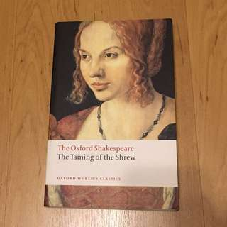 Shakespeare's Taming of the Shrew