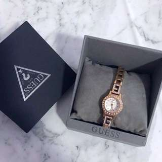 Guess Rose Gold Bracelet Watch