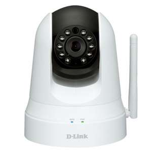 D-Link DCS-5020L | Wireless N Day & Night Pan/Tilt Cloud Camera