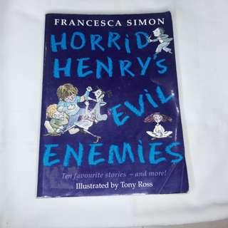 Horrid Henry's Evil Enemies (Francesca Simon)