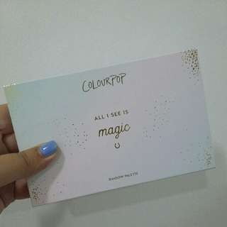 #MidJan55 READY STOCK Colourpop All I See Is Magic Palette
