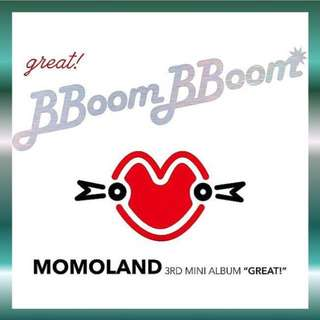 Momoland 3rd mini album