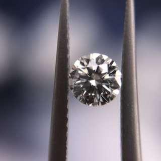鑽石50份E色 Diamond 0.50ct (E Color)