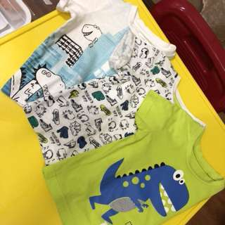 Mothercare Shirts 3 pcs