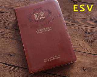 Chinese & English Bible  ESV & CUV 和合本 English Chinese Bible English Standard Version Chinese Union Version