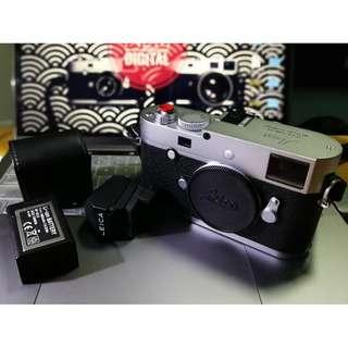 Leica MP240 Chrome
